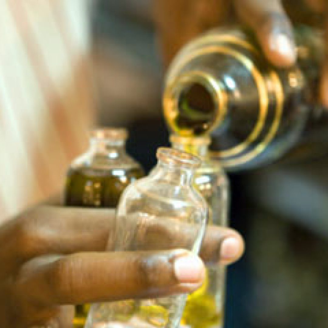 how to mix perfumes